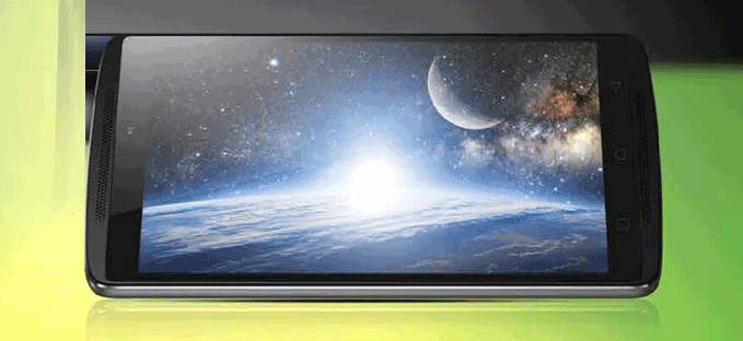Lenovo Vibe K4 Note Immersive viewing experience