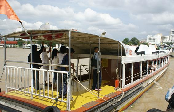 river ferry ride