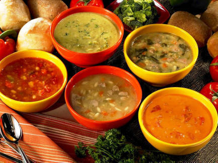 Must Have Soups