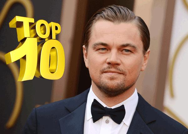 most viewed 10 leonardo dicaprio movies