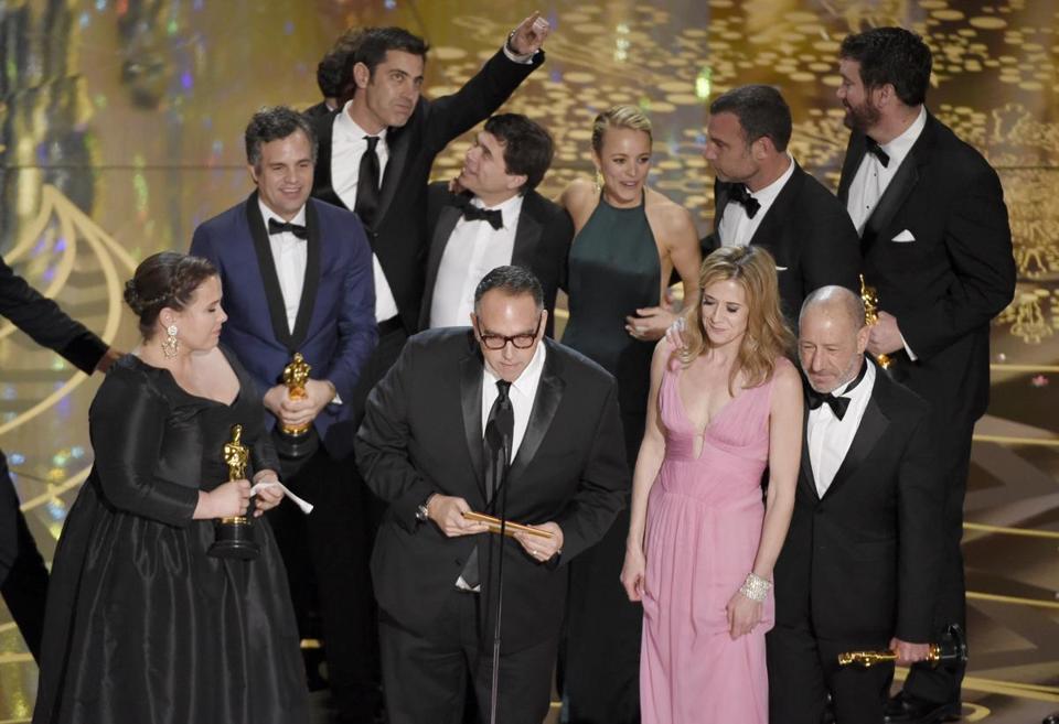 Oscars 2016 best pic