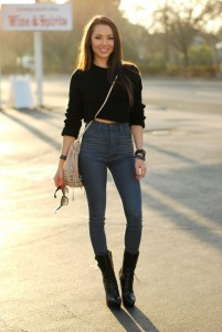 high-waisted-jeans-trend