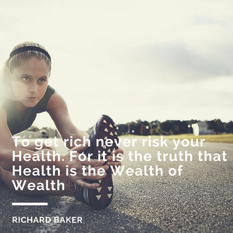 Never Risk Health