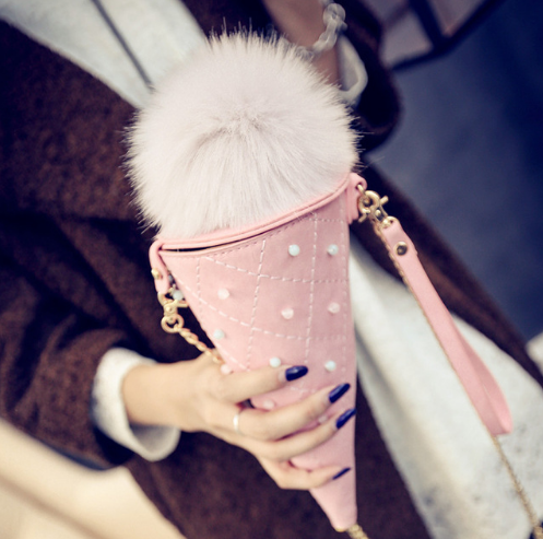 1 Ice cream shaped handbag