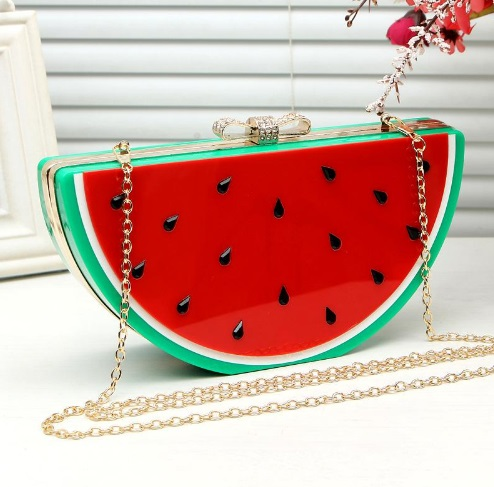 9 watermelon handbag