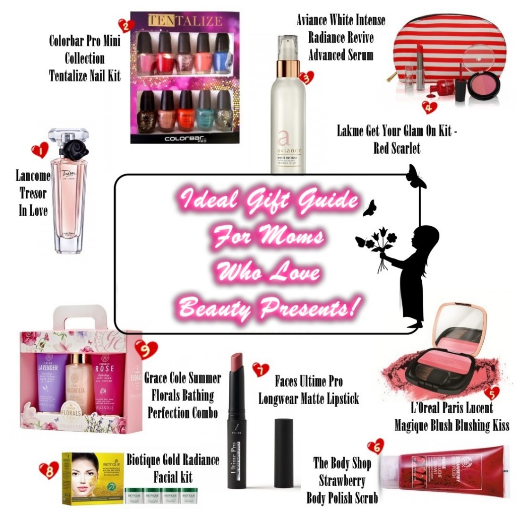 Mothers day beauty gift guide final