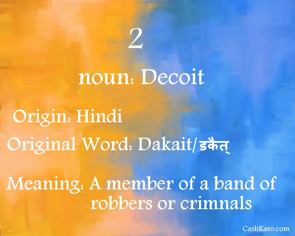 english word hindi 2