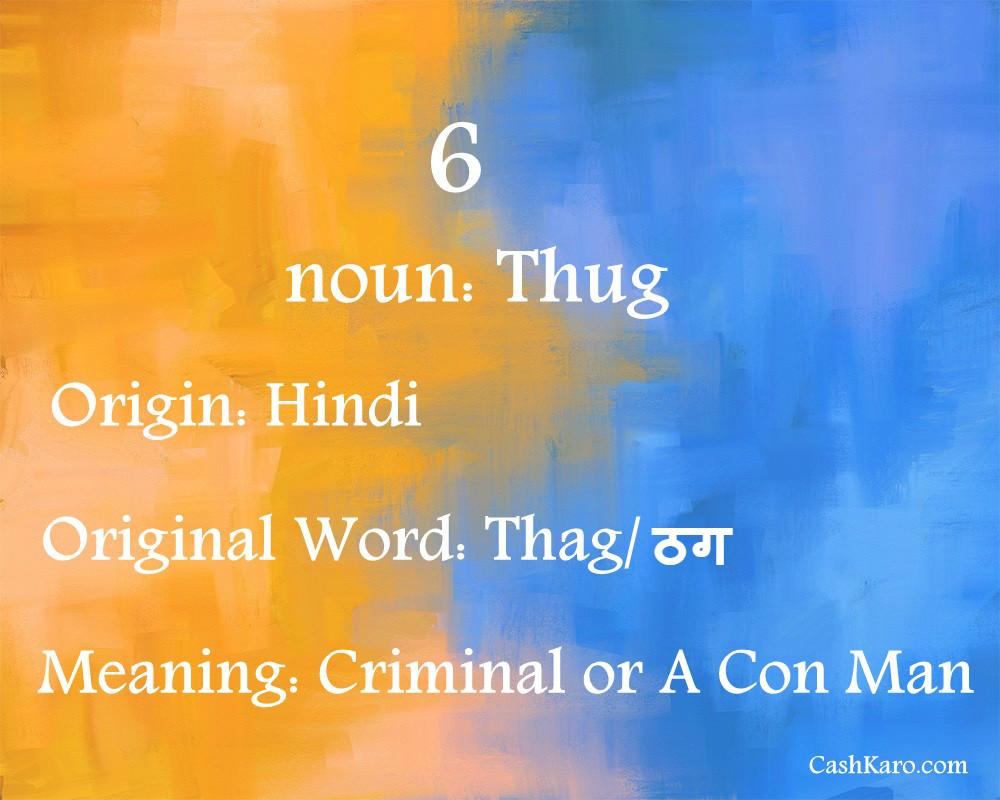 english word hindi 6