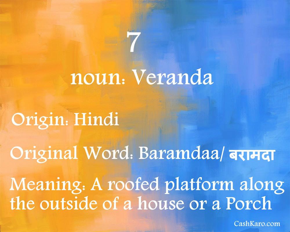 english word hindi 7