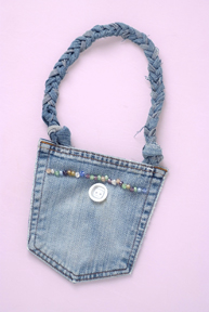 Denim Purse