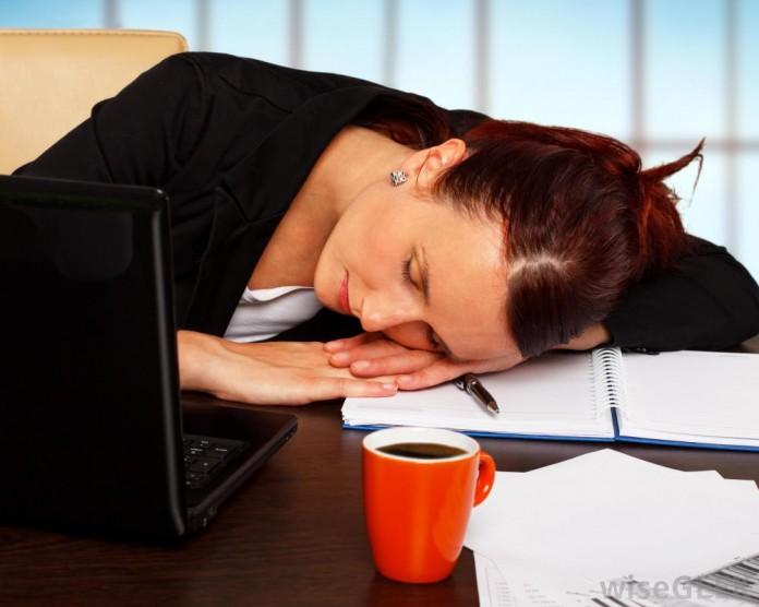Desk Job Ailments