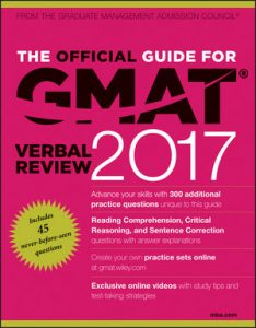 gmat-verbal review