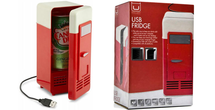 5 desktop mini fridge