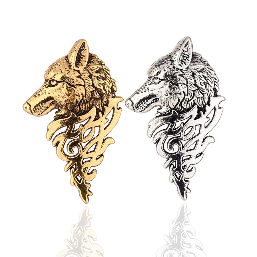 Brand-vintage-gold-silver-Brooches-for-women-men-lapel-pin-wolf-collar-broches-jewelry-fashion-Brooch
