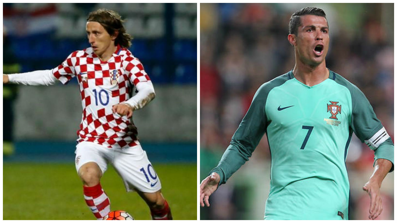 Croatia Vs Portugal Euro 2016