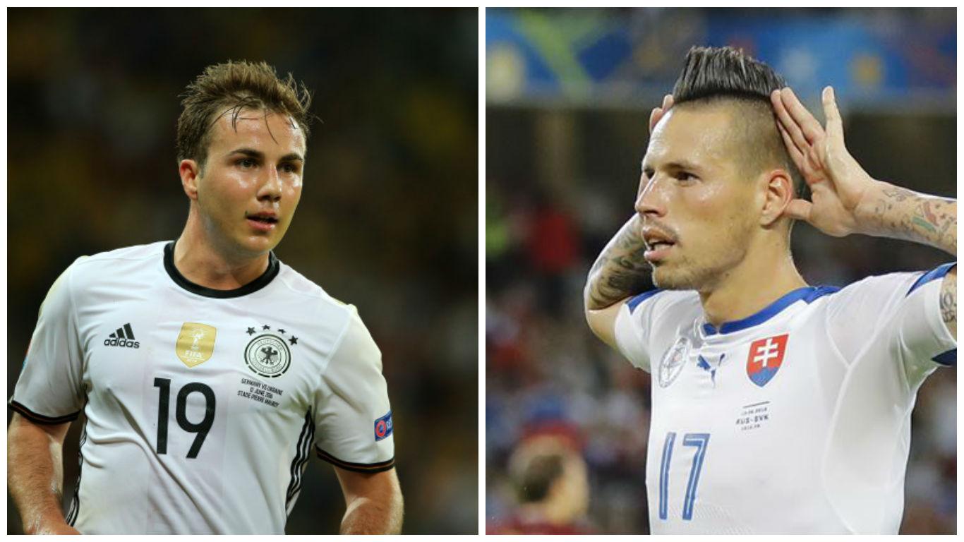 Germany Vs Slovakia Euro 2016