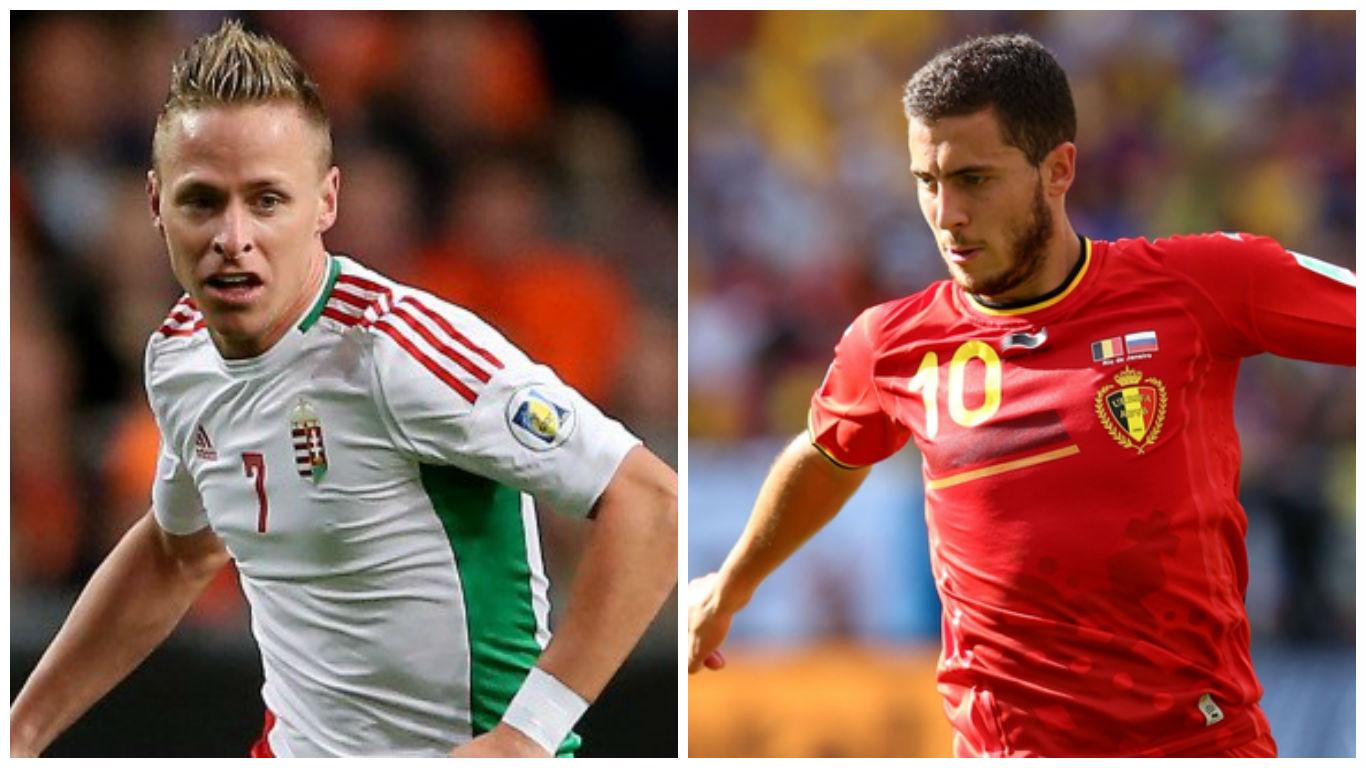 Hungary Vs Belgium Euro 2016
