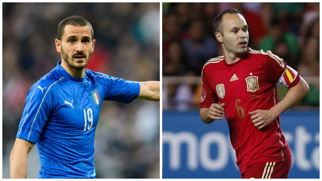 Italy Vs Spain Euro 2016