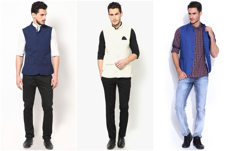 party outfit idea for guys - nehru jacket men trends