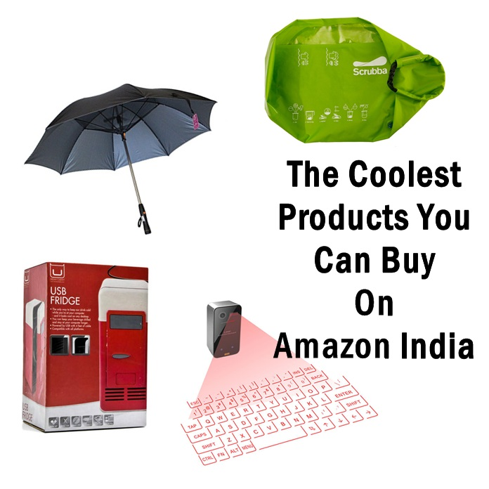 the coolest products you can buy on Amazon India