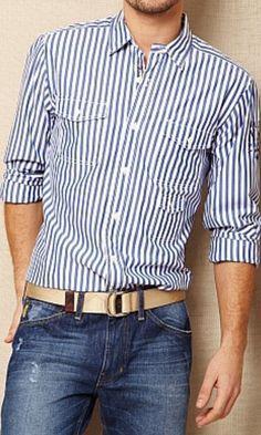 6- vertical stripes