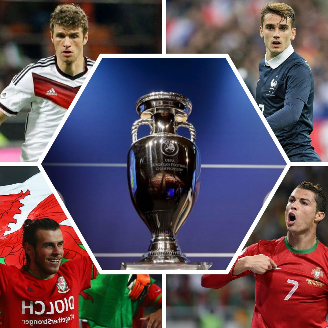 Euro Cup 2016 Semifinals