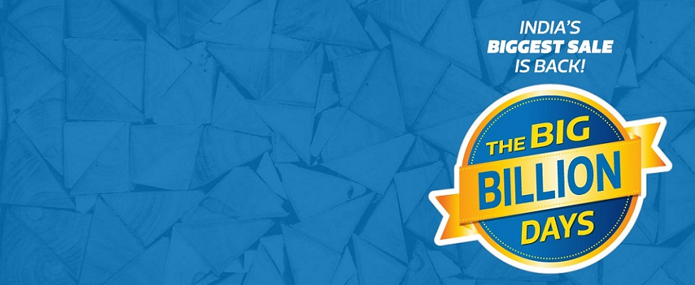 Flipkart Big Billion Days 2016
