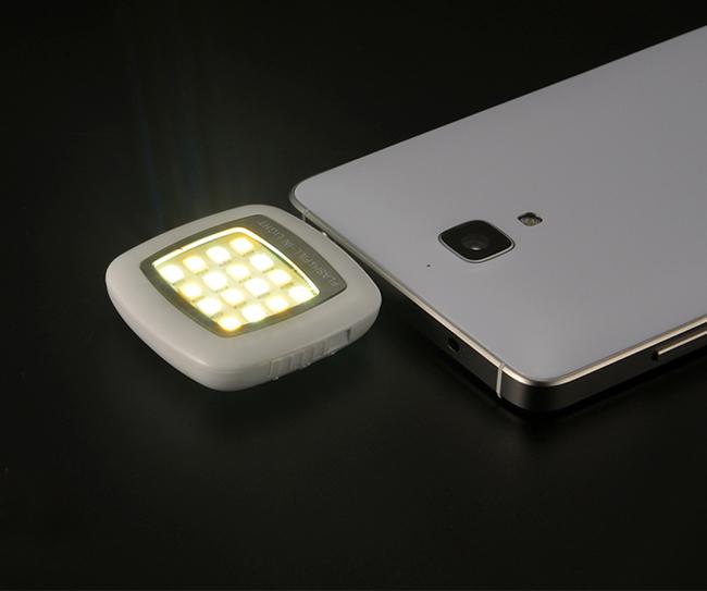 selfie flash light
