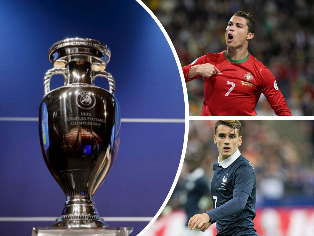 Portugal Vs France Euro 2016