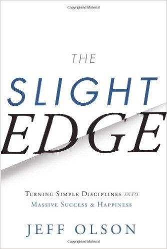 The Slight Edge Jeff Olson