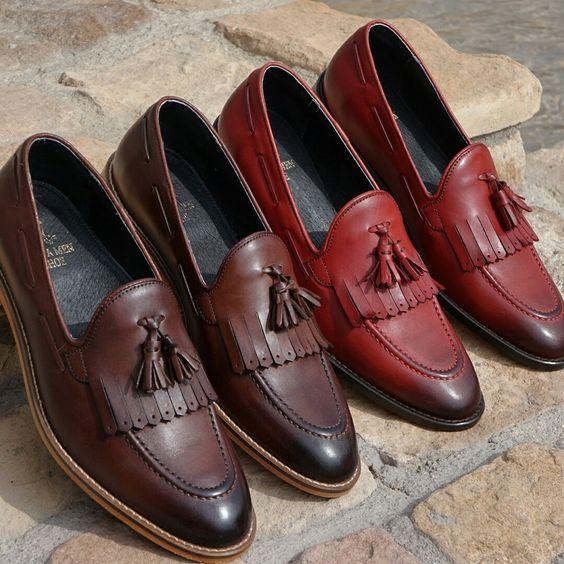 Kilt Loafers