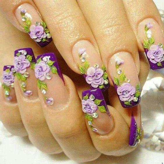 5- roses