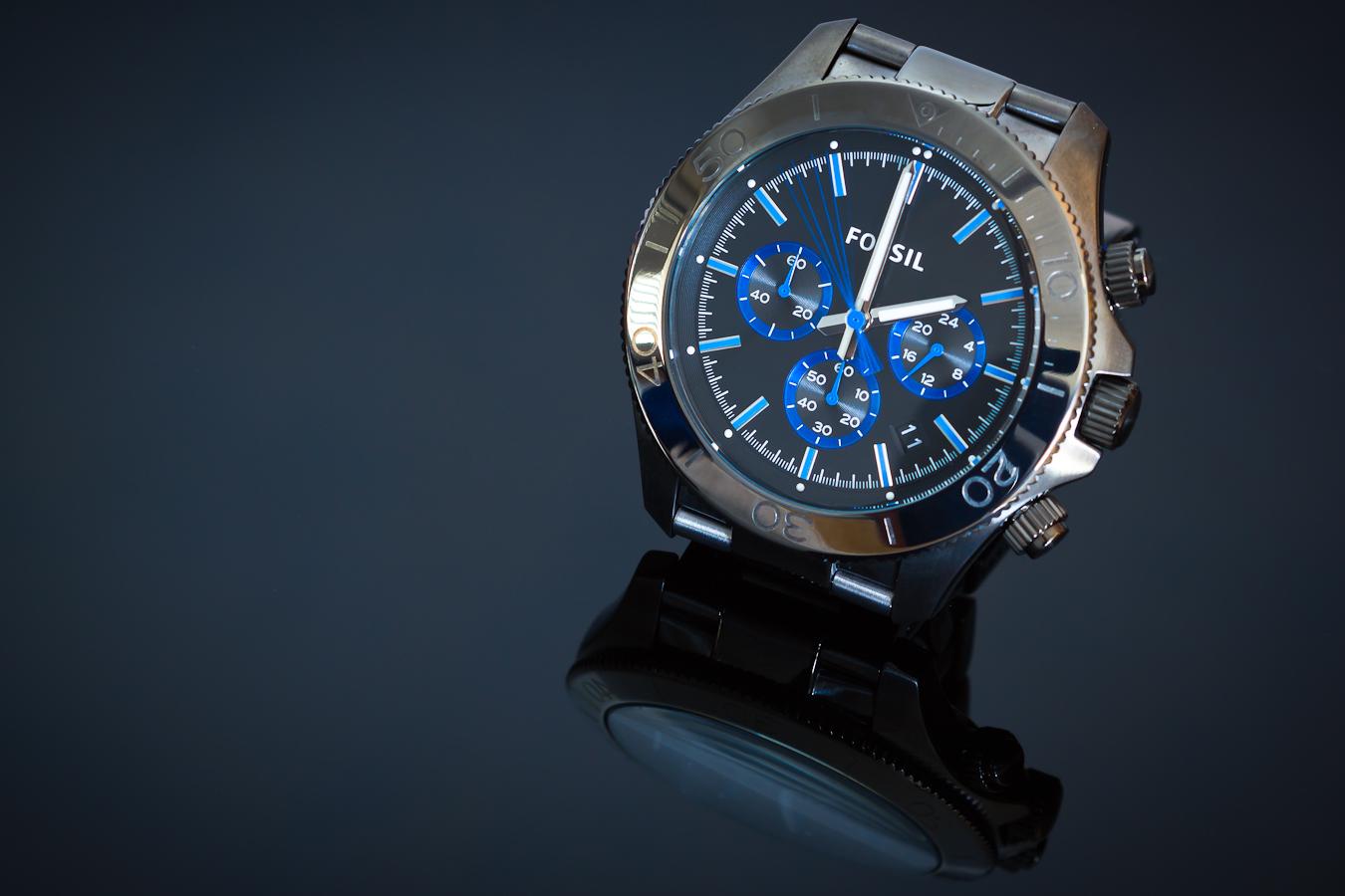 Best Watches Under 10000 - Fossil Retro Traveler CH2869