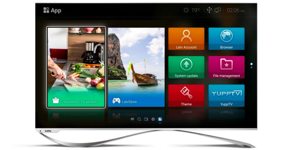 LeEco 4k TV