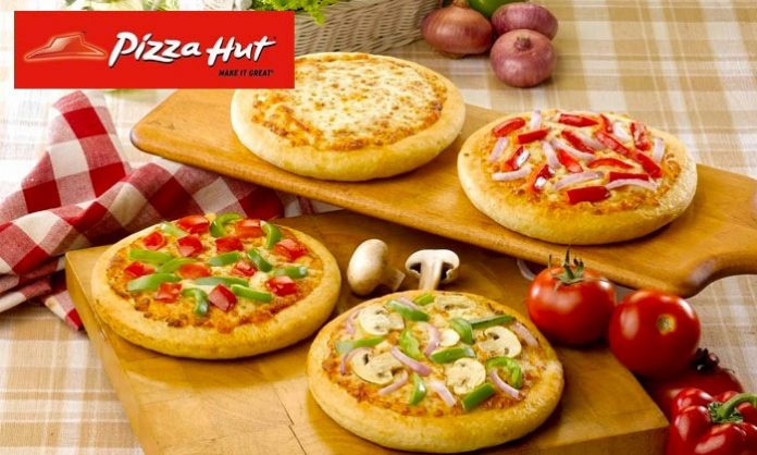 Pizza Hut offers
