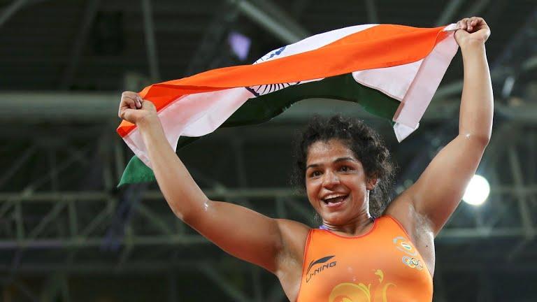 Sakshi Malik Rio Olympics