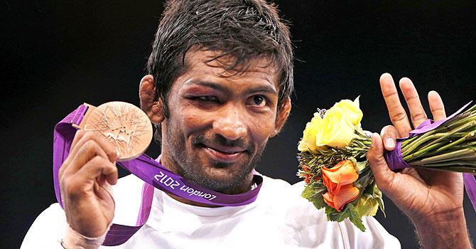 Yogeshwar Dutt Rio Olympics