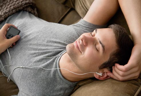 Sleep quality- music therapy