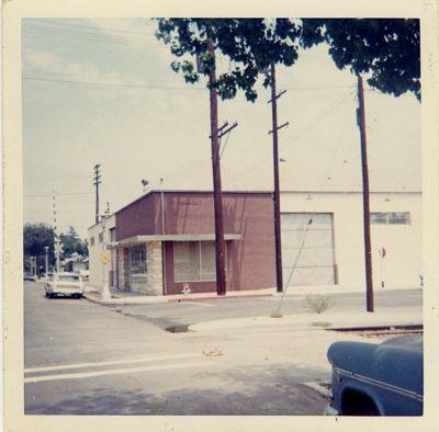 vans store 1966