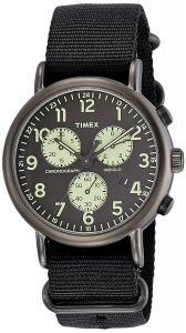Timex Weekender Chronograph Watch- TW2P71500