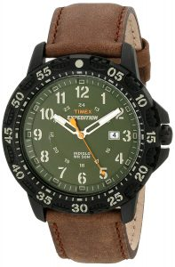 Timex Expedition Analog Green Dial Men's Watch- T49996