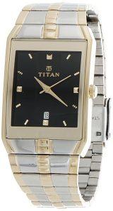 Titan old watch NE9151BM02
