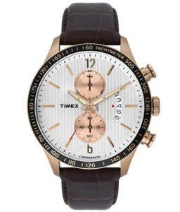 Timex E-Class Chronograph Watch - TWEG14901