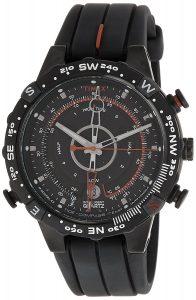 Timex Intelligent Quartz Compass Chronograph Watch- T2N720