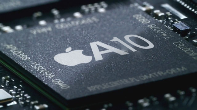 Apple A10 Chip
