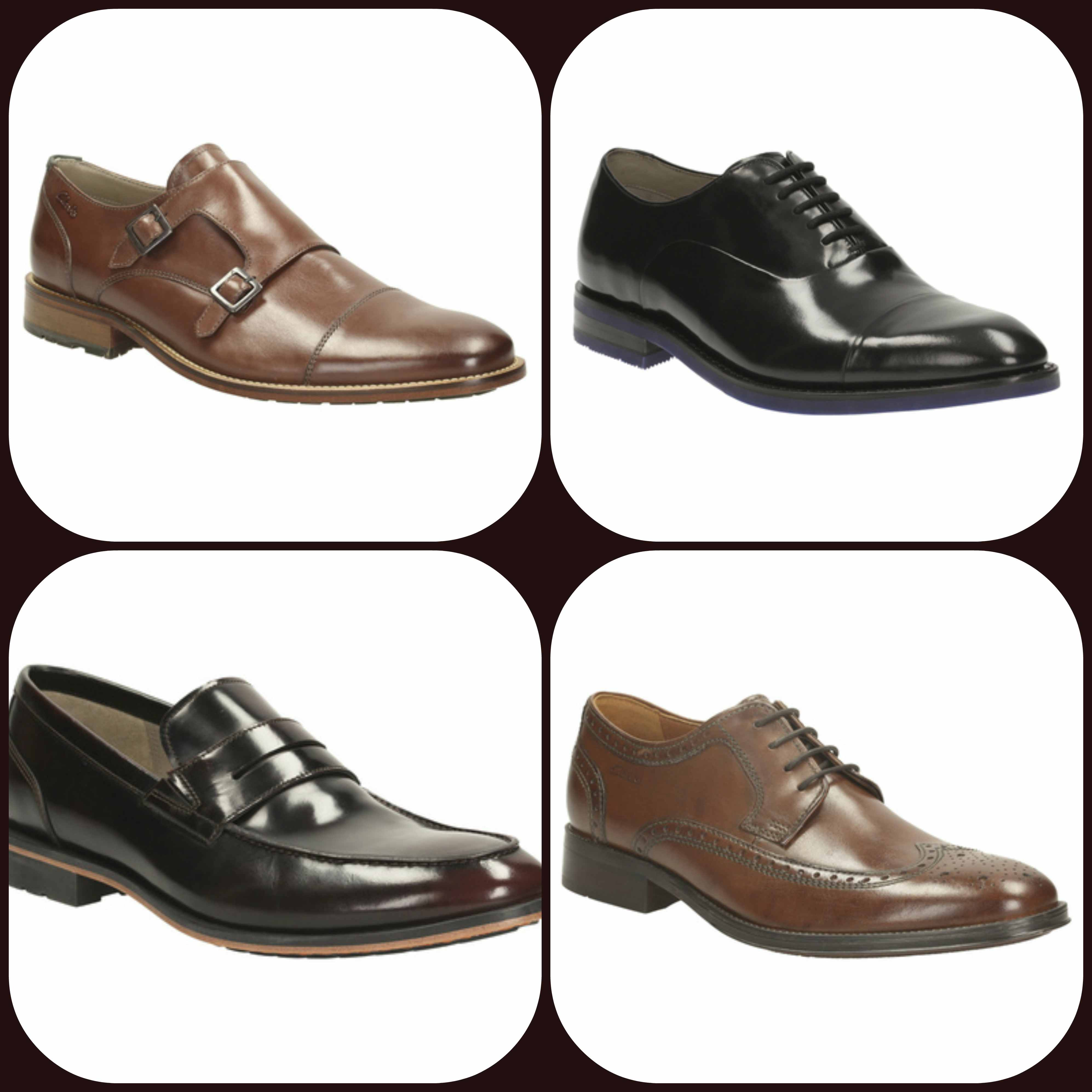 Clarks Formal Collection