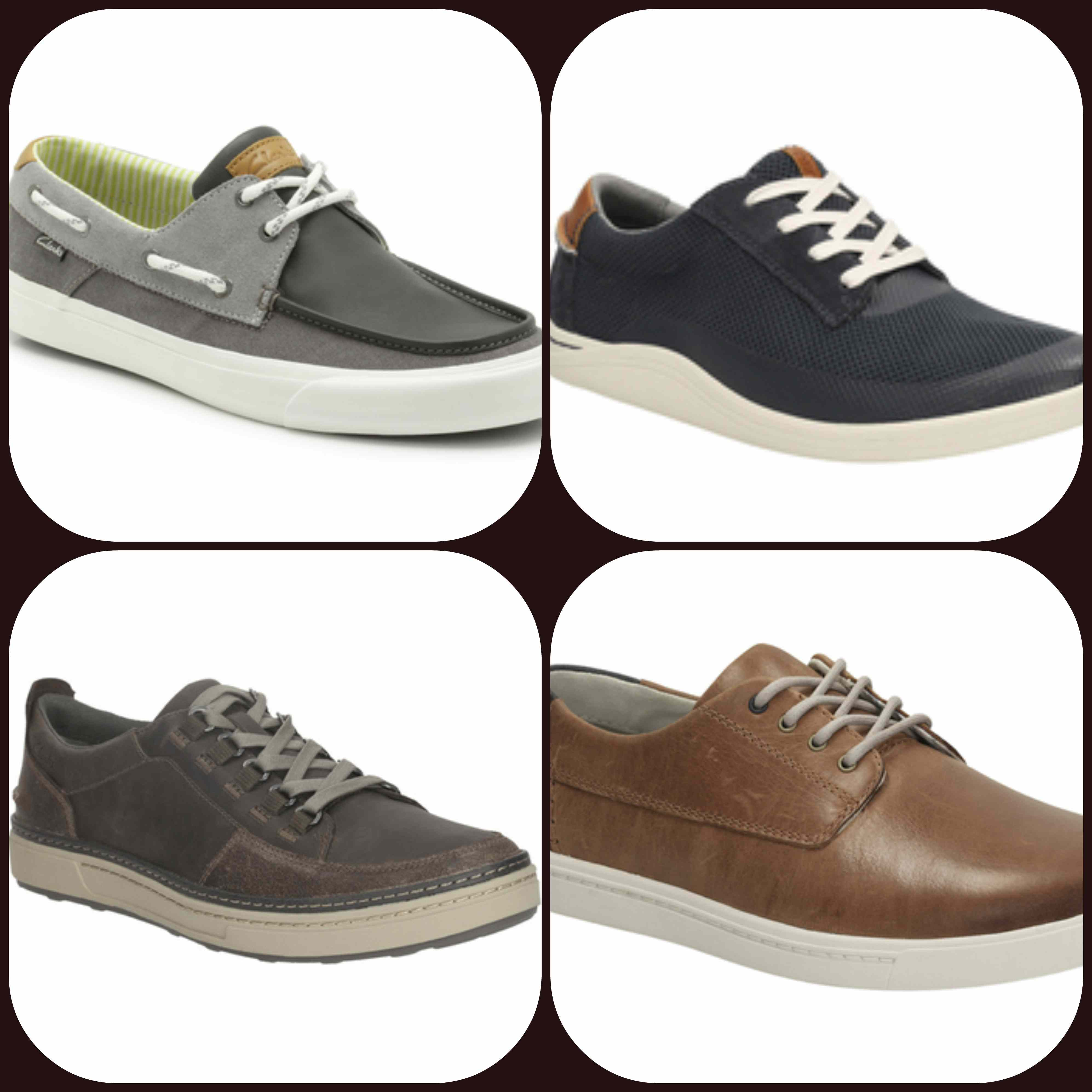 Clarks Sports Collection