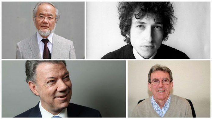 Nobel Prize 2016 Winners
