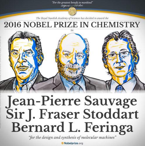 Nobel Prize Chemistry 2016