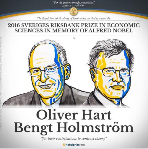 Nobel Prize Economics 2016